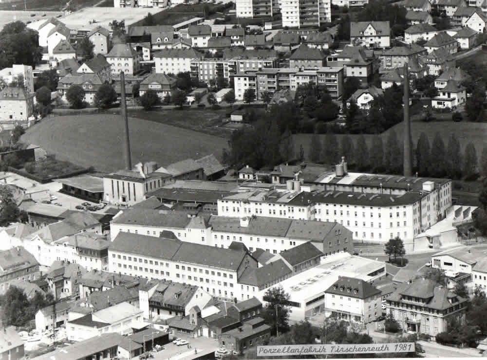 Porzellanfabrik Tirschenreuth